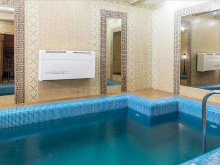 Готовая баня Москва