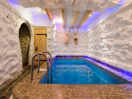 Частная баня в Москве