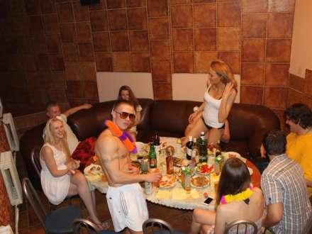Вечеринки Москва в сауне