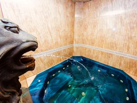 Сауна в орле с большим бассейном