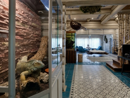 Кедровая баня Москва