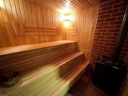 Сауна баня с бассейном Москва недорого