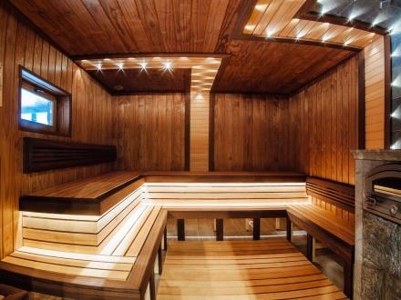 Сауна баня центр в Москве