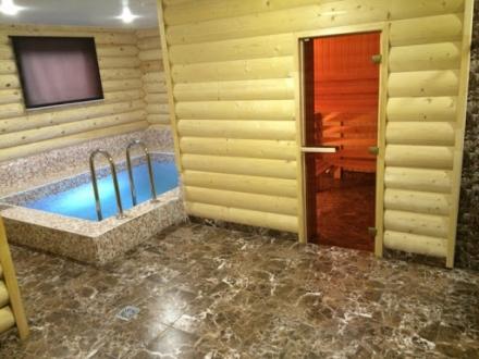 Сауна в Костроме с теплым бассейном