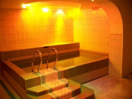 Сауна в гостинице Измайлово Измайловское ш., 71к4Г-Д, Москва