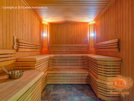Русская баня на дровах Москва, Школьная улица 25