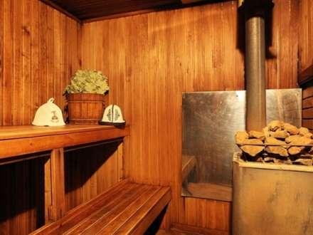 Баня на дровах в Мытищах Железнодорожная ул., 4, Мытищи