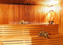 Сауна в Пушкино Кудринское ш., 6А, стр. 1, Пушкино