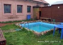 Сауна Русская банька 89, село Аксиньино