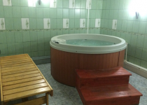 Банька в Голицыно Петровское ш., 3, д. Малые Вязёмы
