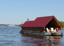 Баня на воде Набережная ул., 18, Долгопрудный