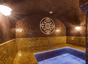 Саудовские бани в Москве