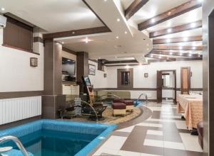 Лучшие сауны Москвы с бассейном