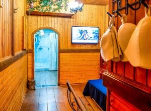 Снять домик с баней посуточно в Москве