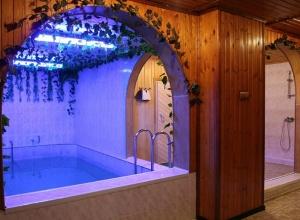 Сауна в Долгопрудном с бассейном
