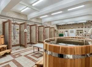 Общественная баня в Москве недорого