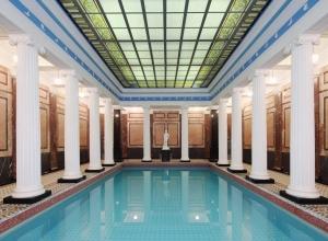 Мужская баня в Москве