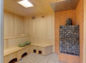 Двухэтажный дом с гаражом и сауной в Москве