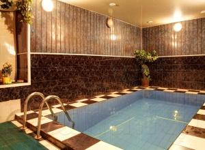 Отель с сауной в номере Москва