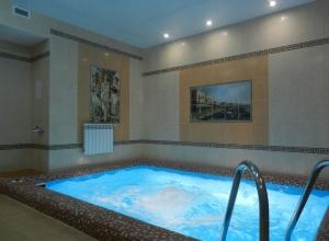 Сауны в центре с бассейном