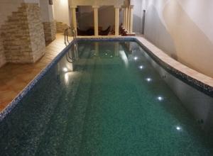 Бани сауны с бассейном фото