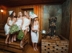 Сауна в Долгопрудном с девочками
