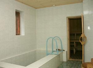 Сауна в Коломне с большим бассейном