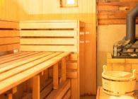 Баня на дровах на Лермонтова ул. Лермонтова, 2, микрорайон Мамонтовка, Пушкино