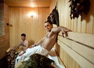 Рублевские бани Советская ул., 9, посёлок Рублёво
